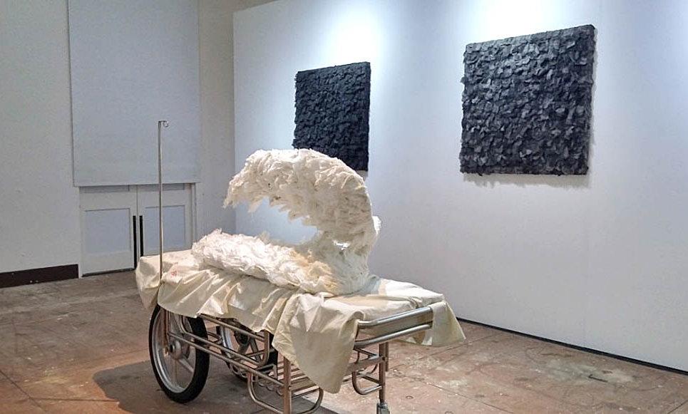 Zhang's Inescapable Exhibition, Hong Kong