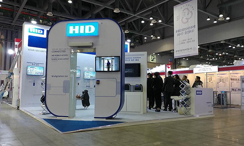 HID, SENCO Seoul