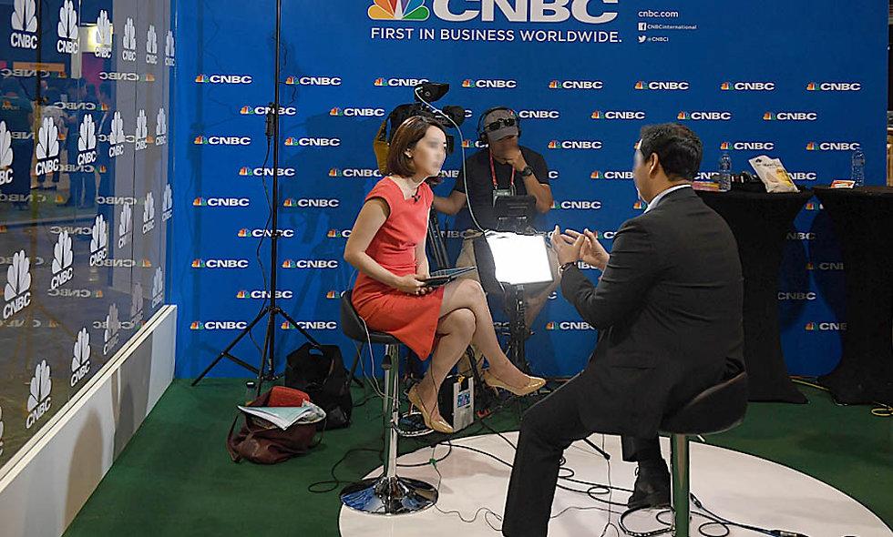 CNBC, Hong Kong