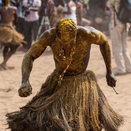 Voodoo festival - Benin