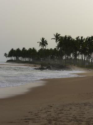 beach africain benin .JPG