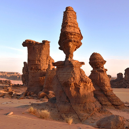 Expedition in the Ennedi Desert - Chad