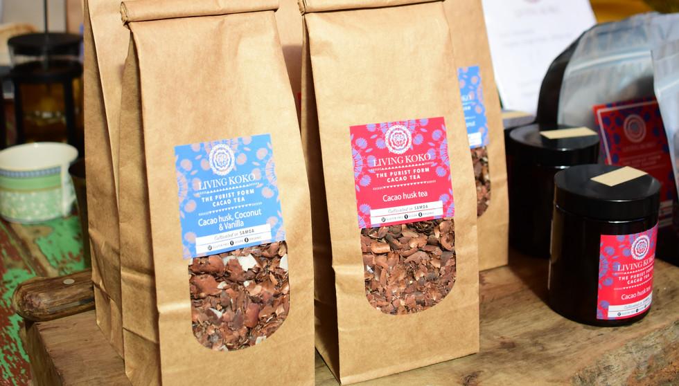 Living Koko's Cacao Tea