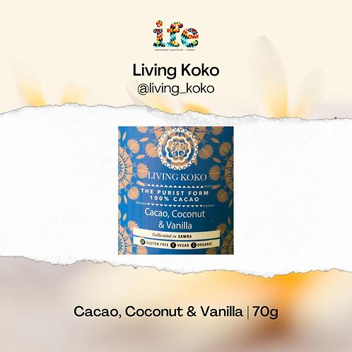 Cacao Husk, Coconut & Vanilla Tea 70g