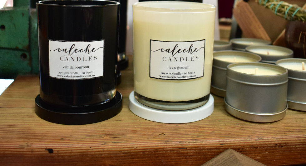 Caleche candles