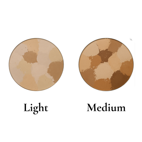 Collage Mineral Powder