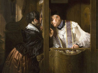 Path #4: The Sacrament of Reconciliation
