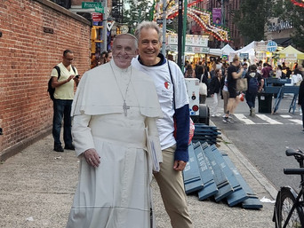 """""""The Pope Is Lost …and Is Found"""""""