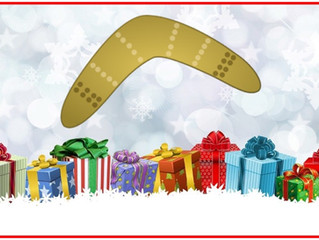 Workday® Boomerangs, a Holiday Gift with Great Returns