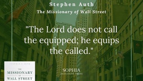 The Lord Equips the Called