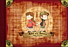 Mabel and Mason's Super Secrets