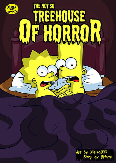 The not so Treehouse of Horror