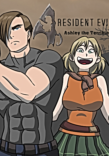 Ashley the Terrible