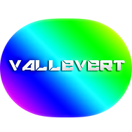 Vallevert Stickers Logo