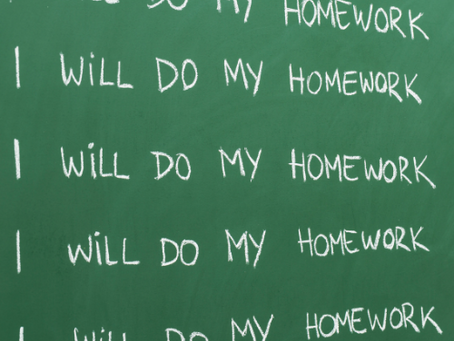 Homework Horrors and What to Do About Them