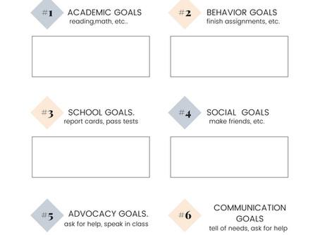 A Way to Help Kids Set Goals