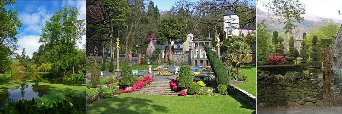 Welsh Gardens