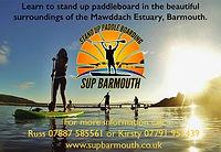 SUP Barmouth
