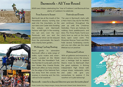 Barmouth Advert