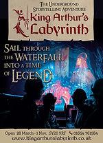King Arthur's Labyrinth Barmouth