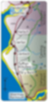 Taith Ardudwy Way Map