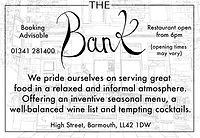 The Bank Barmouth