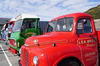 Lorry Rally Barmouth