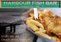 Harbour Fish Bar Barmouth