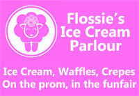 Flossie's Ice Cream Barmouth