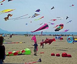 Kite Festival Barmouth