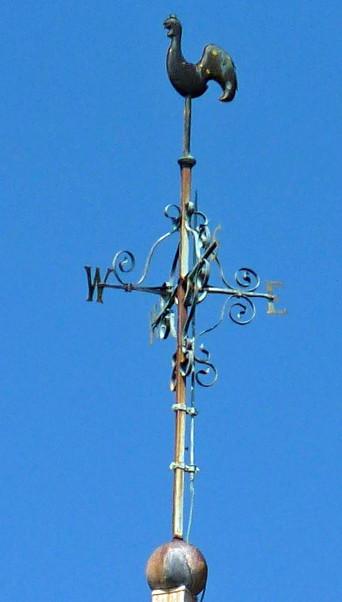 St David's Weathervane