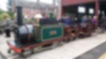 Fairbourne Railway Barmouth