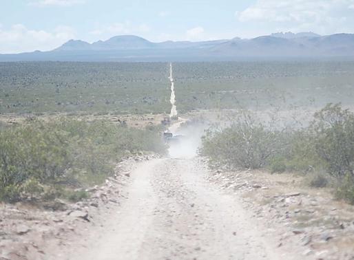 Mojave Trail Memorial Day 2019
