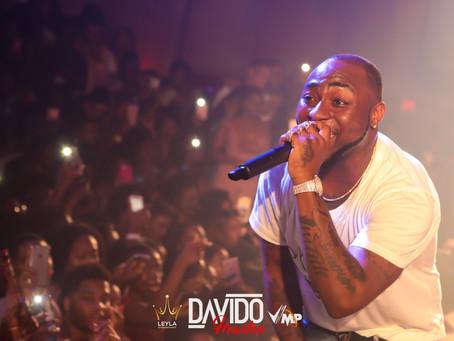 Davido Live in Houston 2017