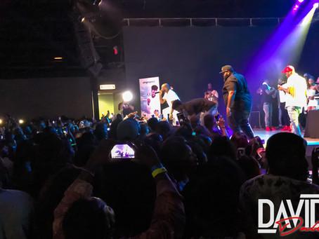 Davido Live in Dallas was a huge Success