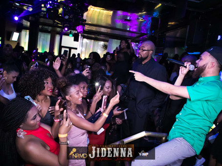 THE AFTER PARTY OF THE SOLD-OUT JIDENNA DALLAS EVENT