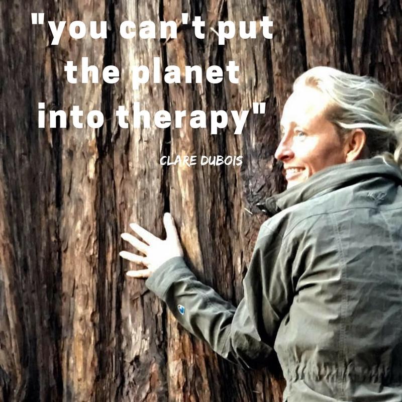 Clare Dubois TreeSisters