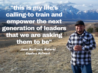Juan Martinez-Empowering The Next Natural Leaders