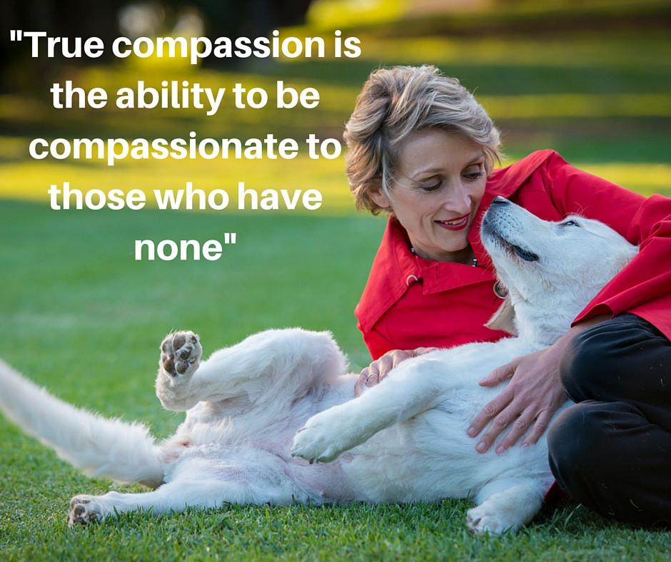 vegan psychologist compassion