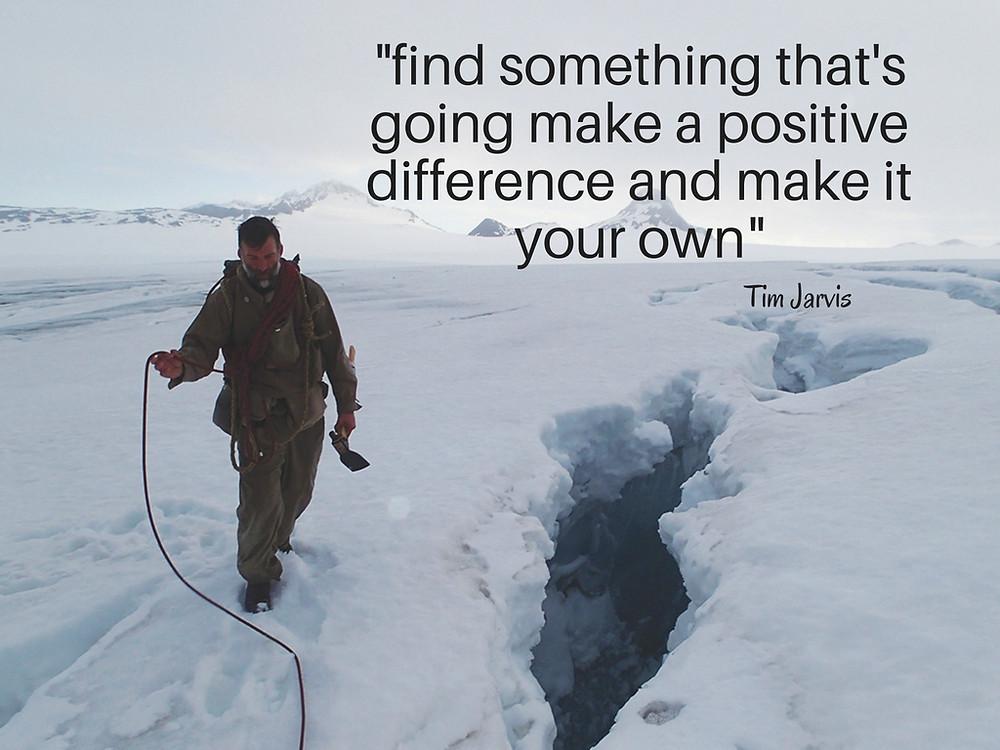 Tim Jarvis explorer