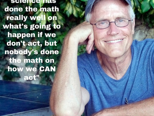 Paul Hawken- Project Drawdown's Surprising Solutions To Climate Change