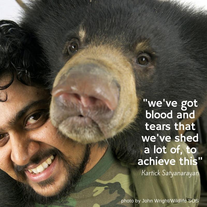 Kartick Satyanarayan Wildlife SOS