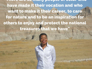 Audrey Peterman-The Lady of The National Parks