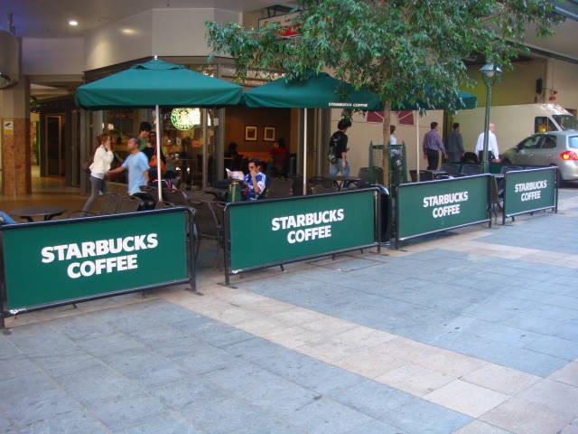 Starbuck Streetscape