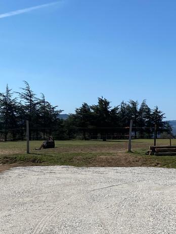 parc cheval