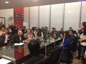 Pitching To One Of The Largest Venture Capitalists in China