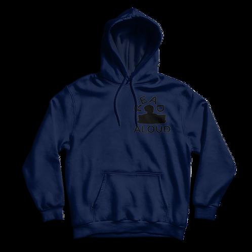 ReadAloud Navy Blue Hoddie