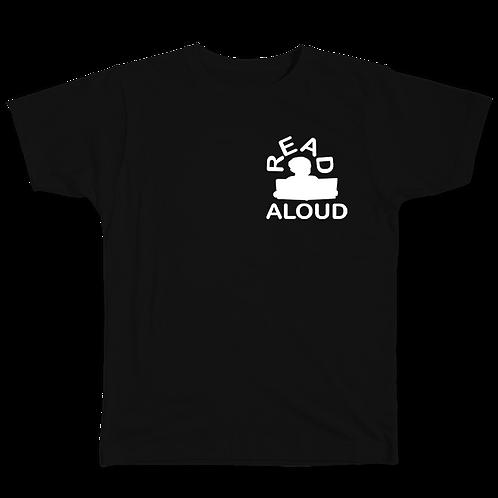 ReadAloud Black T-Shirt