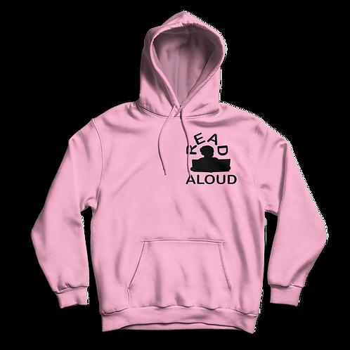 ReadAloud Pink Hoddie