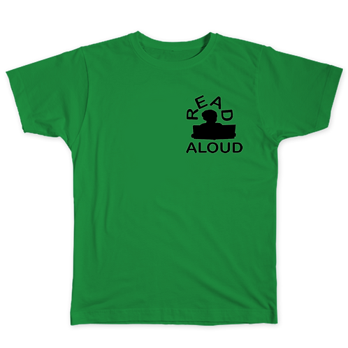 ReadAloud Green T-Shirt